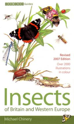 Insects of Britain and western Europe: Domino guide. Michael Chinery