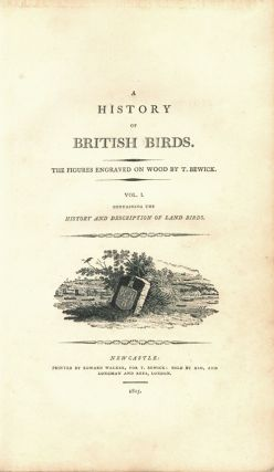 A history of British birds.