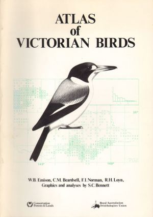 Atlas of Victorian birds