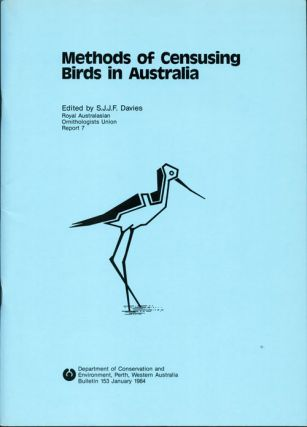 Methods of censusing birds in Australia. S. J. J. F. Davies