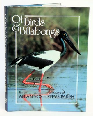 Of birds and billabongs. Allan Fox, Steve Parish