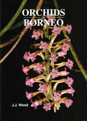 Orchids of Borneo, volume 4. J. J. Wood.
