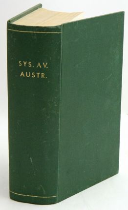 Systema avium Australasianarum: a systematic list of the birds of the Australasian region....