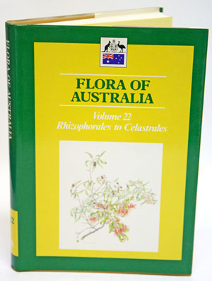 Flora of Australia, volume 22. Rhizophorales to Celastrales.