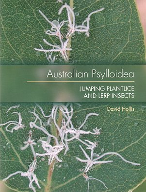 Australian Psylloidea: jumping plantlice and lerp insects