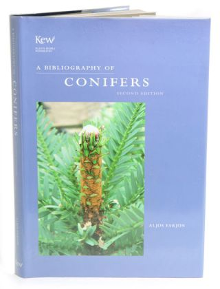 Bibliography of conifers. Alios Farjon.