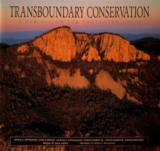 Transboundary conservation: a new vision for protected areas. Russell A. Mittermeier