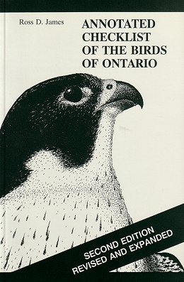 Annotated checklist of the birds of Ontario