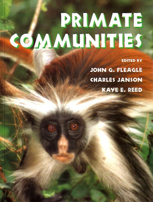 Primate communities. J. G. Fleagle
