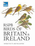 RSPB Birds of Britain and Ireland.