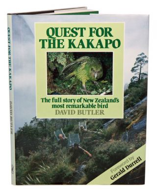 Quest for the Kakapo