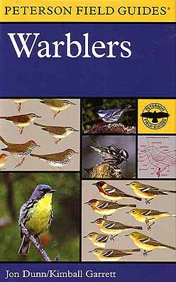 A field guide to Warblers of North America. Jon Dunn, Kimball Garrett.