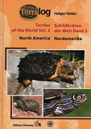 Turtles of the world, volume two: North America.