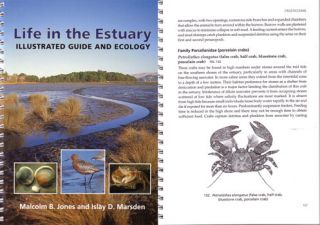 Life in the estuary: illustrated guide and ecology. Malcom B. Jones, Islay D. Marsden