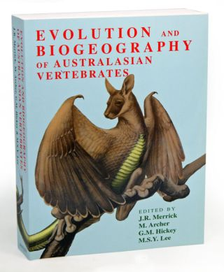 Evolution and biogeography of Australasian vertebrates. J. R. Merrick