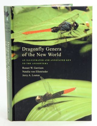 Dragonfly genera of the new world: an illustrated and annotated key to the Anisoptera. Rosser W....