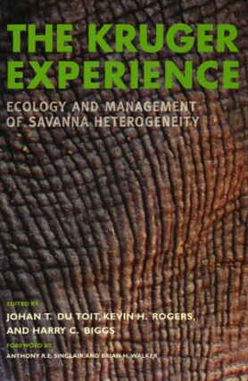 The Kruger experience: ecology and management of savanna heterogeneity. Johan du Toit