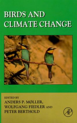 Birds and climate change. Anders Moller.