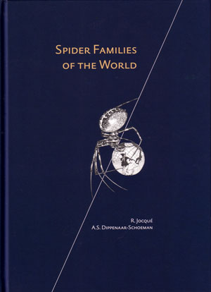 Spider families of the world. R. Jocqué, A S. Dippenaar-Schoeman