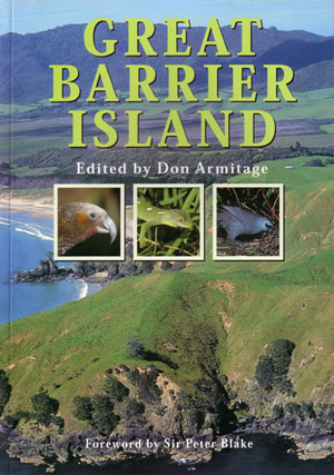 Great Barrier Island. Don Armitage.
