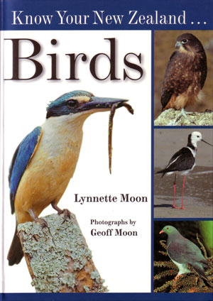 Know your New Zealand birds. Lynnette Moon