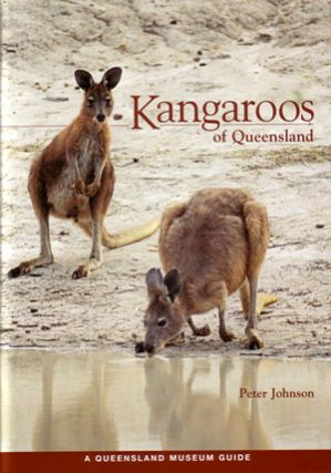 Kangaroos of Queensland. Peter Johnson