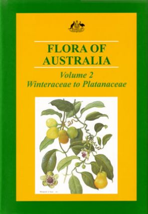 Flora of Australia, volume two. Winteraceae to Platanaceae.