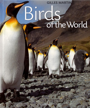 Birds of the world. Myriam Baran-Marescot