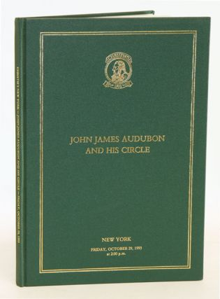 John James Audubon and his circle: the collections of Dr. Evan Morton Evans (1870-1955) and his...