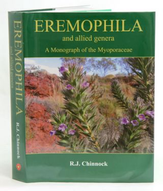 Eremophila and allied genera: a monograph of the Myoporaceae
