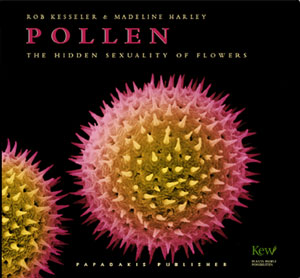 Pollen: the hidden sexuality of flowers. Rob Kesseler, Madeline Harley