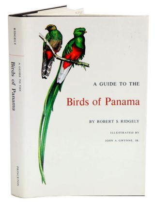 A guide to the birds of Panama. Robert S. Ridgely.