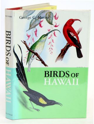 Birds of Hawaii. George C. Munro
