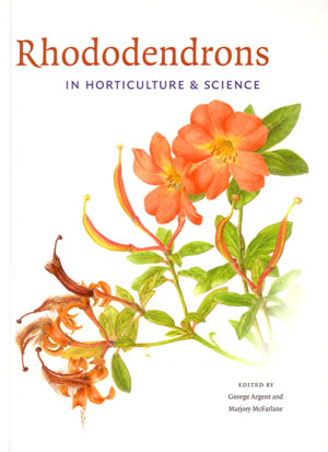 Rhododendrons in horticulture and science: papers presented at the International Rhododendron...