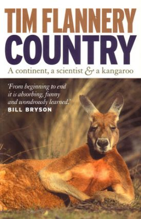 Country. Tim Flannery