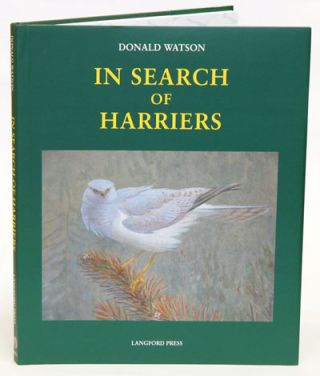 In search of harriers. Donald Watson