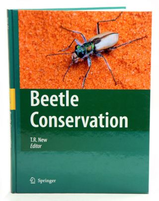 Beetle conservation. T. R. New.