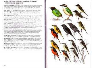Collins field guide: birds of the Palearctic, passerines.