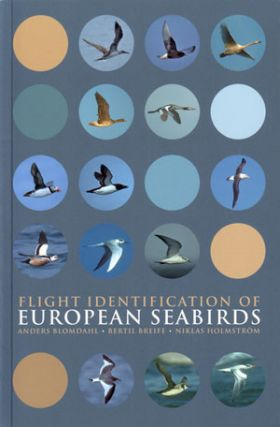 Flight identification of European seabirds. Anders Blomdahl, Bertil Briefe, Niklas Holmstrom