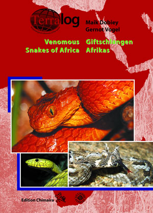 Venomous snakes of Africa