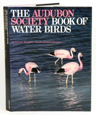 The Audubon Society book of water birds. Les Line
