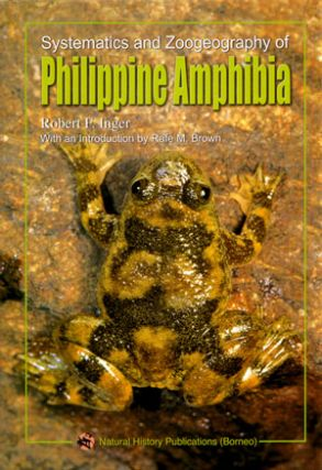 Systematics and zoogeography of Philippine amphibia. Robert Inger