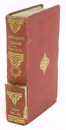 The naturalist's library [birds of prey]. William Jardine