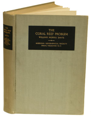 The coral reef problem. William Morris Davis