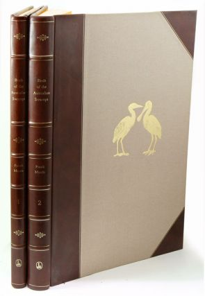 Birds of the Australian swamps, two volumes [all published]. Frank T. Morris
