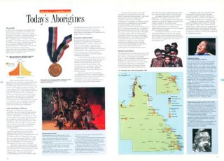 Reef, range and red dust: the adventure atlas of Queensland.