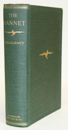 The gannet: a bird with a history. J. H. Gurney.