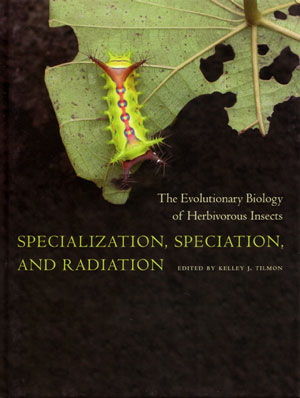 Specialization, speciation, and radiation: the evolutionary biology of herbivorous insects. Kelley Jean Tilmon.