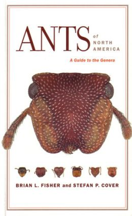 Ants of North America: a guide to the genera. Brian L. Fisher, Stefan P. Cover