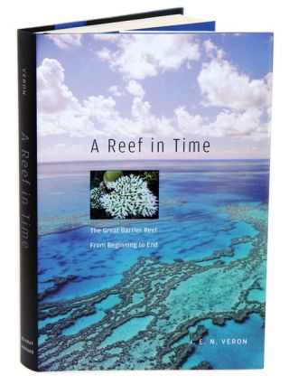 A reef in time: The Great Barrier Reef from beginning to end. J. E. N. Veron